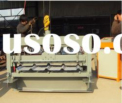 roll forming machine for color steel roof panel