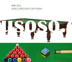 snooker tables(good design, high quality& low price, quick delivery)