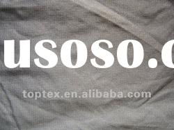 solid plain dyed metallic fabric for garment