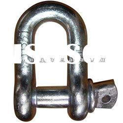 us type screw pin chain shackle G-210