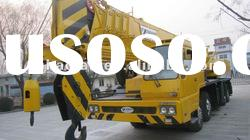 used tadano kato nissan truck crane TG650E originally in Japan