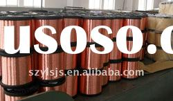 0.12-3.0mm Copper clad aluminum wire (CCA)