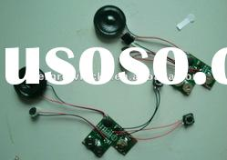 10s sound recordable sound module for greeting card