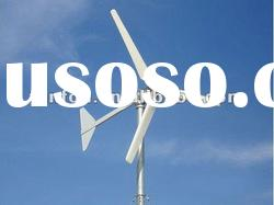 1KW Low Cut-in Wind Speed Wind Turbine Manufacturer with CE
