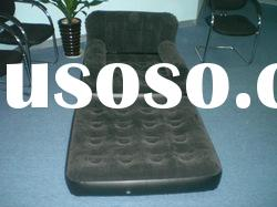2011 new design folded inflatable sofa bed for sale