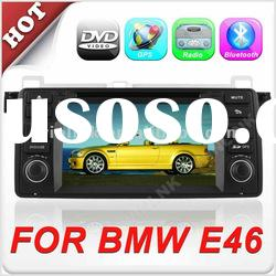 2012 Hot Sell 7 inch 2 Din Touch screen GPS navigation system For BMW E46