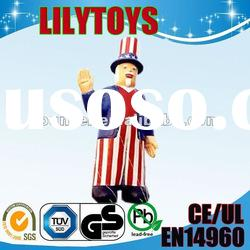 2012 Hot-selling PVC inflatable cartoon/inflatable toys/funny toys