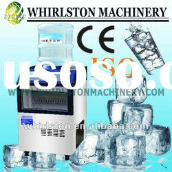 2012 New Hot New Automatic Stainless Steel pure water ice cube machinery (CE;ISO) 0086 13526859457