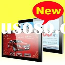 22inch Touch Screen LCD Advertising Player Digital Signage