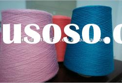 24S Cotton type acrylic yarn , (good quality knitting and sweatr yarn )