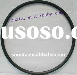 26'' mtb carbon rims, carbon mtb bicycle rims with 3k UD matte finish