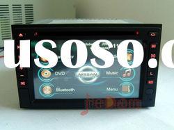 """2 din Gps & dvd in car special for Nissan Patrol with 7"""" HD digital TFT touch screen"""