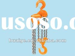 30T*5M HSZ manual chain hoists with CE &ISO9001