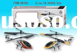 3CH RC MINI ALLOY HELICOPTER WITH GYRO & USB