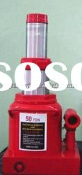 50 ton two stage hydraulic bottle jack