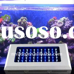 55*3w led aquarium light 120w led coral reef aquarium lights