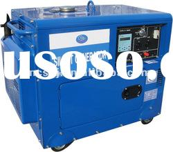 5kw Silent Type Diesel Engine Generators CD6500SEL