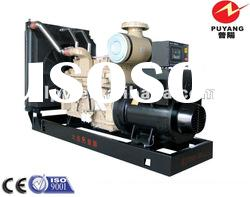 60Hz AC three phase Multi-cylinder water cooled Cummins diesel generator for South America Market