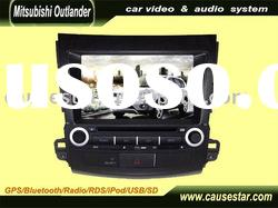 7 inch Mitsubishi Outlander car dvd player