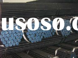 API 5L hot Rolled seamless structure steel pipes