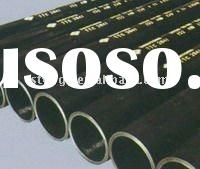ASTM A106/A53 hot Rolled seamless structure steel pipes