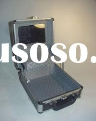 Aluminum duty proof equipment/makeup/first aid case