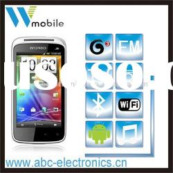 Android 2.3.6 OS WIFI GPS TV 2 battery dual sim 3g android smart phone