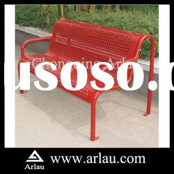 Arlau FS23 2.0mm Thick Galvanized Punched Steel Bench