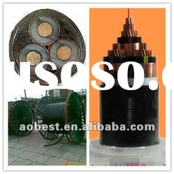 Best price! xlpe insulated copper power cable 25kv
