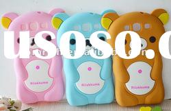 Brown Bear 3D Cute Silicone Soft Case for For Samsung Galaxy S3 SIII i9300