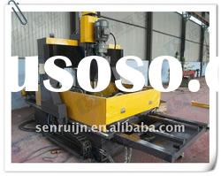 CNC drilling machine for large plates