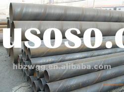 Carbon steel/High quality Spiral welded pipe(SSAW)