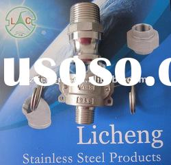 Casting Stainless Steel Quick Coupling with customizing