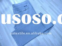 Casual cotton blended denim jeans fabric