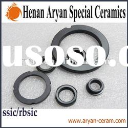 Ceramic Sic O ring for mechanical sealing