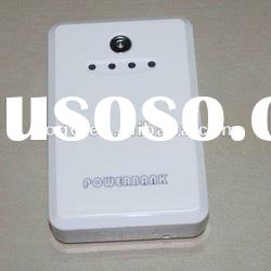 China factory portable battery pack/portable emergency charger/mobile power charger