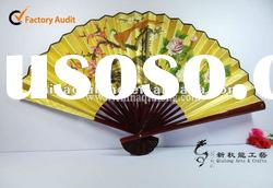 Chinese traditional Bamboo Hand Fans for business gift