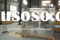 DXGF Series AUTO Bottle Carbonated Drinks Filling Machinery