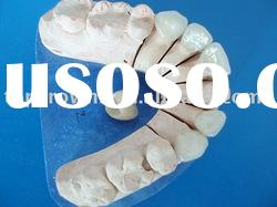 Dental zirconia Crown all ceramic crown Zirkon crown/zircon crown