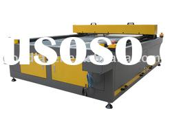 Fabric, cloth, leather laser engraving/cutting machine --JD1325