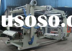 Four-Color Flexography Printing Machine (YT Model)