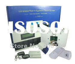 GSM Alarm system(call and send SMS to set/arm/disarm/monitor)