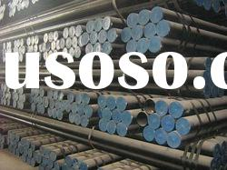 Galvanized Cold Drawn seamless boiler steel pipes