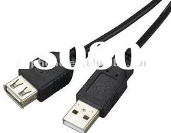 High quality 1m usb male female adapter