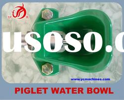 High quality plastic pig drinking water trough
