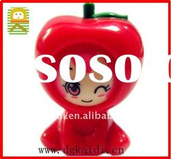 Hot sale plastic cartoon changeable face toys
