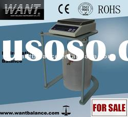 Hydrostatical Scale (5kg*0.1g) load cell With Rechargeable Battery