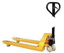 ISO Certificated and Good Price 3t Hand Pallet Truck with Optional Length