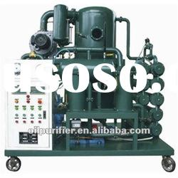Lube Oil Water Separating System Oil Purification Machine Oil Filtration Oil Processing