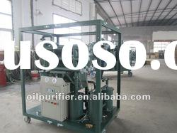 Lube fluid Water Separating Plant Oil Purification Machine Oil Filtration Oil Processing